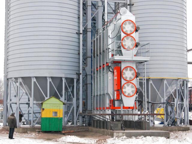 «Элеваторстройхолдинг». г. Новоалександровск, Ставропольский край. Построен ГК «АВГ» в 2012 год, 60 000 тонн. ГК «АВГ», г. Батайск, Ростовская область.
